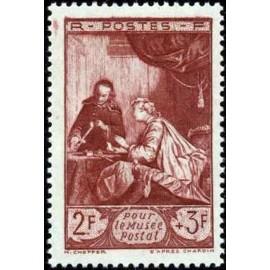France num Yvert 753 ** MNH Chardin Année 1946