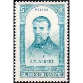 France num Yvert 798 ** MNH Am Albert 1848 Année 1948