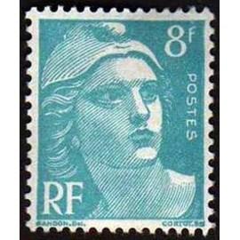 France num Yvert 810 ** MNH Gandon  Année 1948