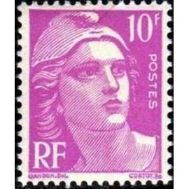 France num Yvert 811 ** MNH Gandon  Année 1948