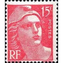France num Yvert 813 ** MNH Gandon  Année 1948