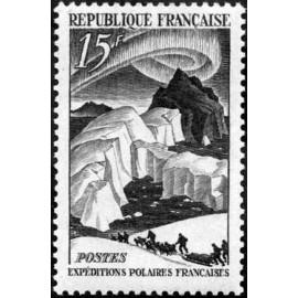 France num Yvert 829 ** MNH Paul Emile Victor  Année 1949