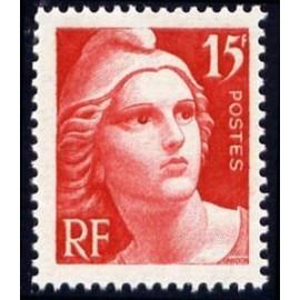 France num Yvert 832 ** MNH Gandon Année 1949