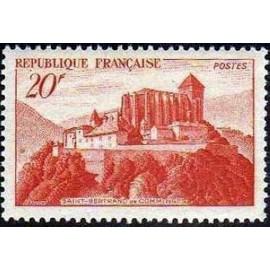 France num Yvert 841A ** MNH Comminges Année 1949