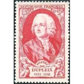 France num Yvert 857 ** MNH Dupleix Année 1949