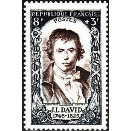 France num Yvert 868 ** MNH JL David Année 1950