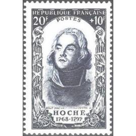 France num Yvert 872 ** MNH Lazare Hoche Année 1950