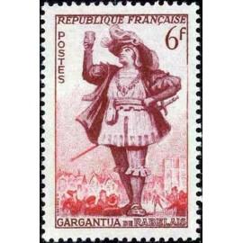 France num Yvert 943 ** MNH Gargantua Année 1953