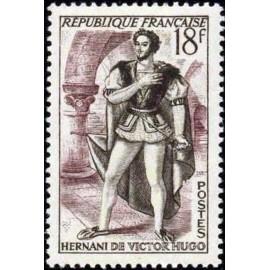France num Yvert 944 ** MNH Hernani Année 1953