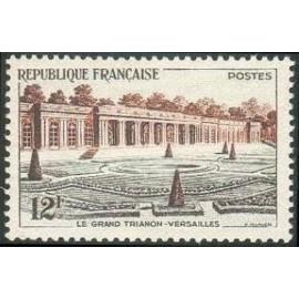 France num Yvert 1059 ** MNH Versailles Année 1956