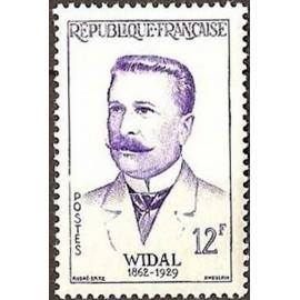 France num Yvert 1143 ** MNH Medecin Pinel Année 1958