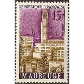 France num Yvert 1153 ** MNH Maubeuge Année 1958