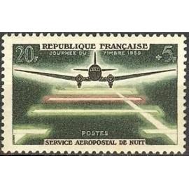 France num Yvert 1196 ** MNH JDT 1959 Année 1959