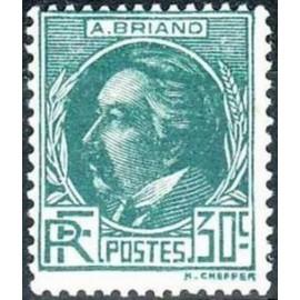 France num Yvert 291-293 ** MNH Célébrités Année 1933