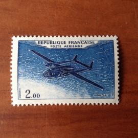 France PA Avion Num Yvert 38a** MNH Outremer
