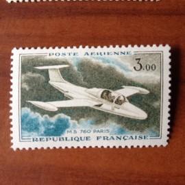 France PA Avion Num Yvert 39** MNH