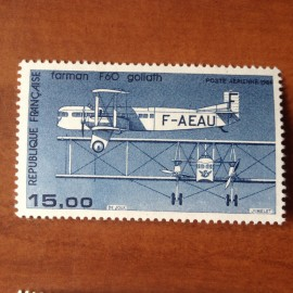 France PA Avion Num Yvert 57** MNH Farman F 60 Goliath