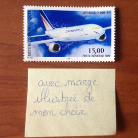 France PA Avion Num Yvert 63a** MNH Airbus A 301
