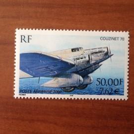 France PA Avion Num Yvert 64** MNH Couzinet 70