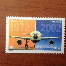 France PA Avion Num Yvert 65** MNH Airbus A 300