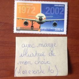 France PA Avion Num Yvert 65a** MNH Airbus A 301
