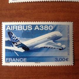 France PA Avion Num Yvert 69** MNH Airbus A380