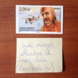 France PA Avion Num Yvert 72a** MNH Louis Blériot Manche