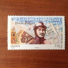 France PA Avion Num Yvert 74** MNH Henri Pequet