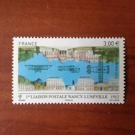France PA Avion Num Yvert 75** MNH Nancy Luneville Stanislas