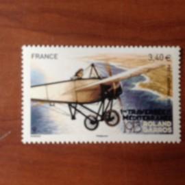 France PA Avion Num Yvert 77** MNH Roland Garros et Morane-saunier H