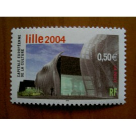 France num Yvert 3638 ** MNH Année 2004 Lille