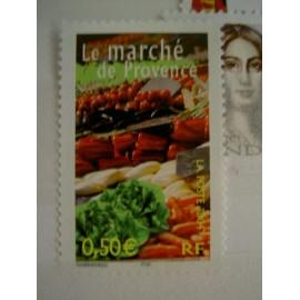 France num Yvert 3647 ** MNH Année 2004 Marché de Provence