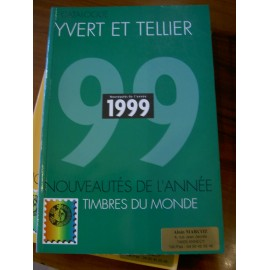 LES TIMBRES DE L'ANNEE 1999