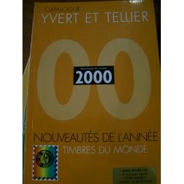 LES TIMBRES DE L'ANNEE 2000