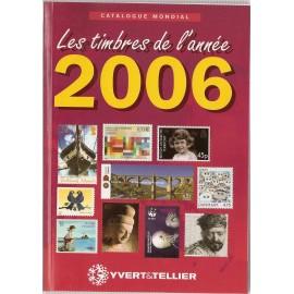 LES TIMBRES DE L'ANNEE 2006