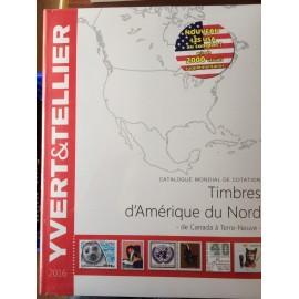 TIMBRES AMERIQUE  DU NORD