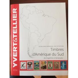 TIMBRES AMERIQUE DU SUD