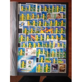 EUROPA ANNEE COMPLETE 2000 ** MNH