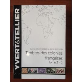Colonies Françaises 2015