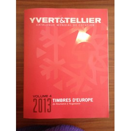 EUROPE 2013 de Roumanie à Yougoslavie Volume 4