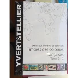 Colonies Françaises 2017