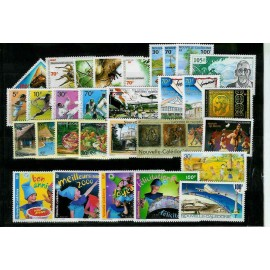 NOUVELLE CALEDONIE ** 1999 ANNEE COMPLETE MNH