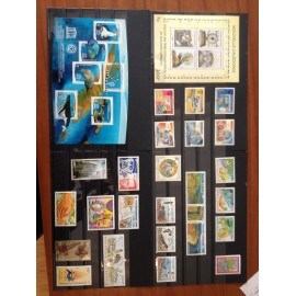 NOUVELLE CALEDONIE ** 2008 ANNEE COMPLETE MNH