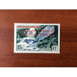 TAAF Yvert Num 1 Birds Oiseaux ANNEE 1955