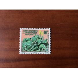 TAAF Yvert Num 11 Flore ANNEE 1958