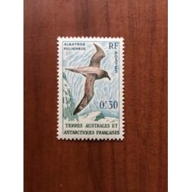 TAAF Yvert Num 12 Albatros Birds Oiseaux ANNEE 1959