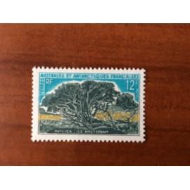 TAAF Yvert Num 29 Phylica ANNEE 1969