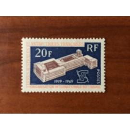 TAAF Yvert Num 32 OIT  ANNEE 1969