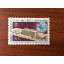 TAAF Yvert Num 33 UPU Berne ANNEE 1970