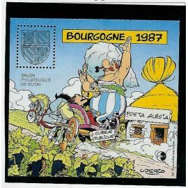 Bloc CNEP Num 8 Yvert ** Asterix